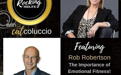 Rocking Midlife Podcast with Robert Robertson